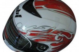 Casco Moto Integral Autorizado