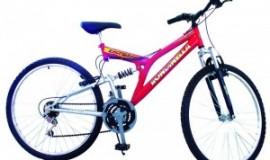 Bicicleta 26 Doble Suspensión