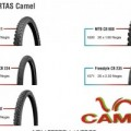 CAMEL Neumáticos Bicicleta